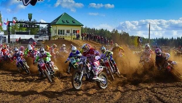 Второй чемпионат мира по мотокроссу 2017 уплотнительную прокладку сливной